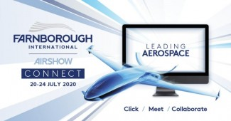 FIA Connect - virtuelle Farnborough International Airshow 2020