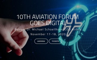 10. Aviation Forum goes digital!